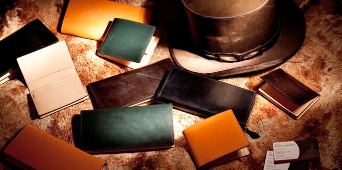 日本製の革財布の人気ブランド