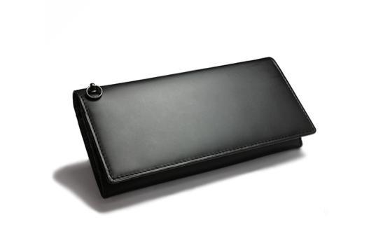 ジャムホームメイドではかぶせ蓋の長財布