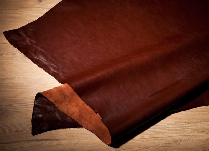 マルティーニとは手触りが良く伝統の製法で作られたココマイスターの皮革素材